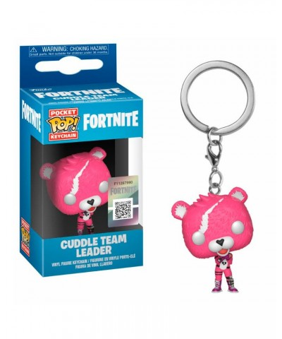 Llavero Cuddle Team Leader Fortnite Funko Pop! Pocket