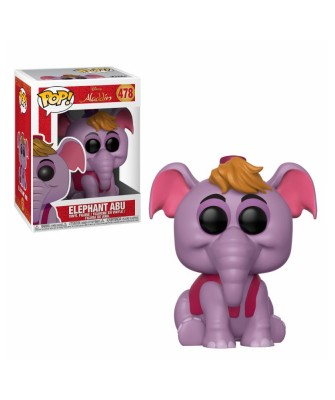 Elephant Abu Aladdin Disney Funko Pop! Vinyl