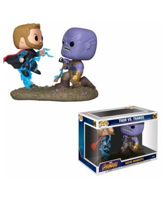 Thor vs Thanos Movie Moments Marvel Funko Pop! Vinyl