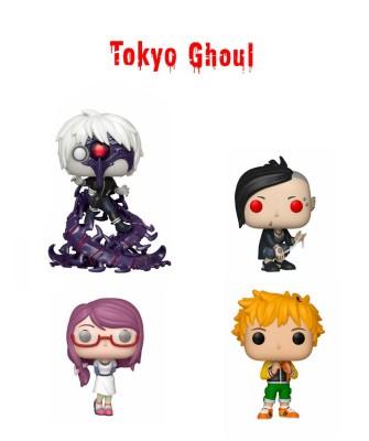 Pack Tokyo Ghoul Funko Pop! Vinyl