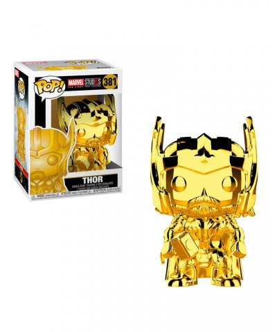 Thor (Chrome) Funko Pop! Marvel Studios 10