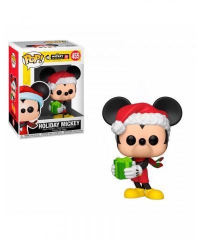 Holiday Mickey Mickey's 90th Disney Funko Pop! Vinyl