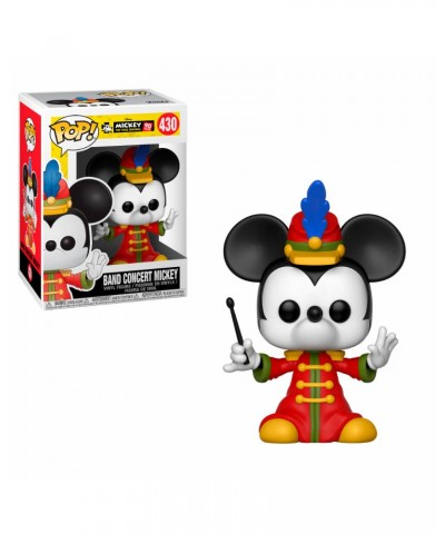 Band Concert Mickey Mickey's 90th Disney Funko Pop! Vinyl