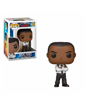 Nick Fury Captain Marvel Funko Pop! Vinyl