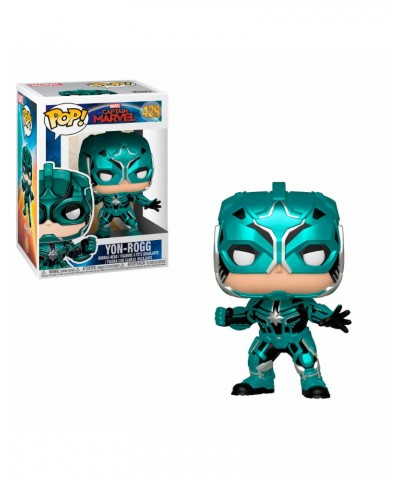 Yon-Rogg Captain Marvel Funko Pop! Vinyl