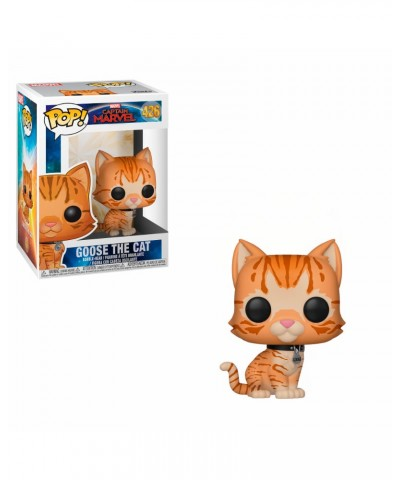 Goose the Cat Captain Marvel Funko Pop! Vinyl