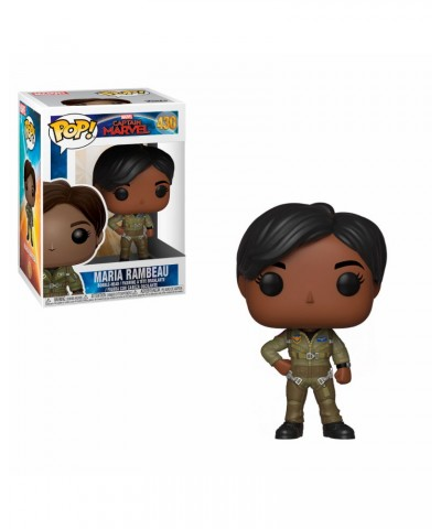 Maria Rambeau Captain Marvel Funko Pop Vinyl