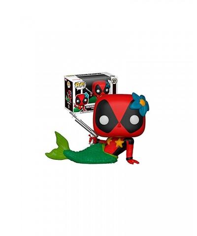 EXCLUSIVE Mermaid Deadpool Marvel Funko Pop! Bobble Vinyl