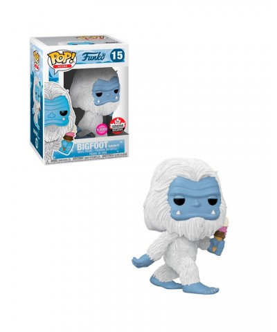 EXCLUSIVE CANADIAN CONVENTION 2018 Bigfoot Snowy Flocked Funko Pop! Vinyl