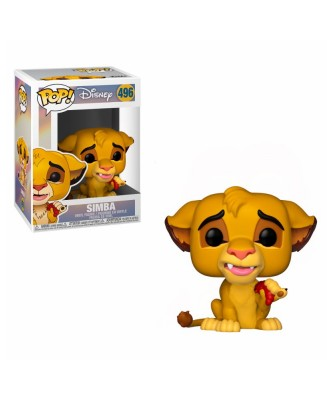 Simba The Lion King Disney Funko Pop! Vinyl