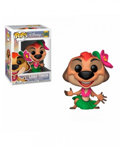 Luau Timon The Lion King Disney Funko Pop! Vinyl