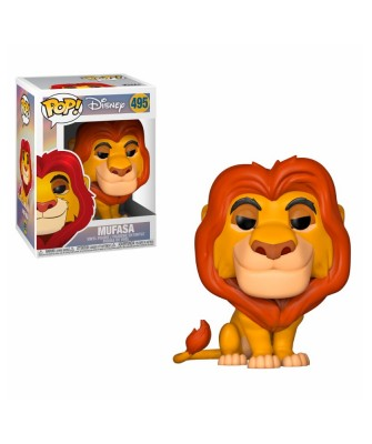 Mufasa The Lion King Disney Funko Pop! Vinyl