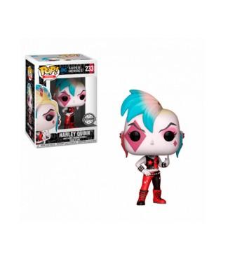EXCLUSIVE Harley Quinn Punk DC Funko Pop! Vinyl