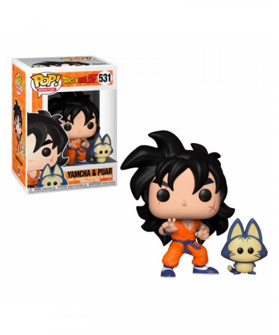 Yamcha & Puar Dragon Ball Z Funko Pop! Vinyl