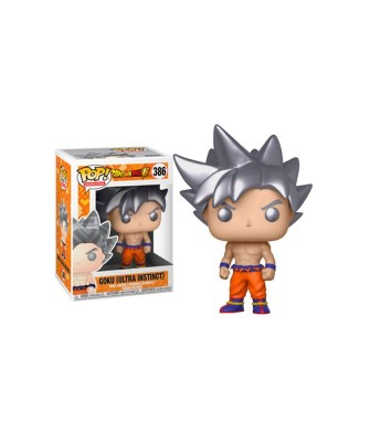Goku Ultra Instinct Dragon Ball Super Funko Pop! Vinyl