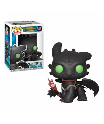 Toothless How To Train Your Dragon 3 Funko Pop! Vinyl