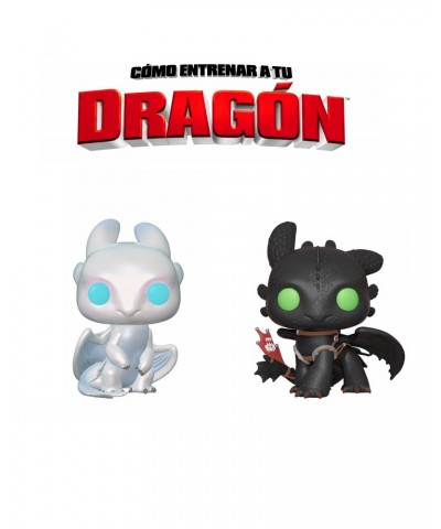 Pack How To Train Your Dragon 3 Funko Pop! Vinyl