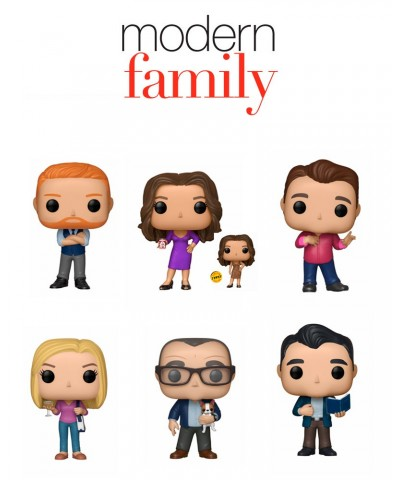 Pack Modern Family Funko Pop! Vinyl