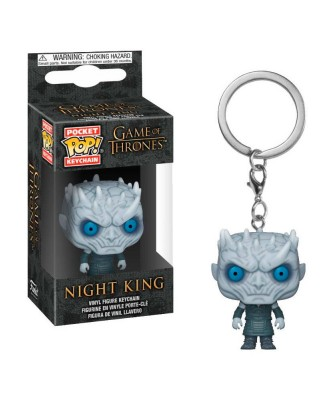 Llavero Night King Game of Thrones Muñeco Funko Pop! Pocket
