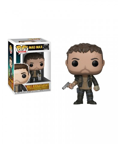 Max with Gun Mad Max Fury Road Funko Pop! Vinyl