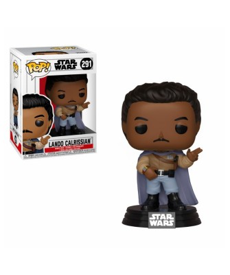 Lando Calrissian Star Wars Muñeco Funko Pop! Bobble Vinyl [291]