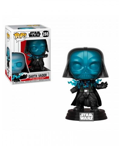 Electrocuted Darth Vader Star Wars Muñeco Funko Pop! Bobble Vinyl [288]
