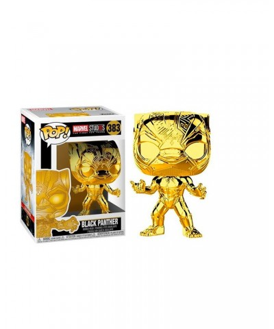 Black Panther (Chrome) Funko Pop! Marvel Studios 10
