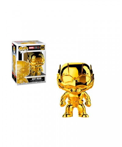 Ant-Man (Chrome) Funko Pop! Marvel Studios 10