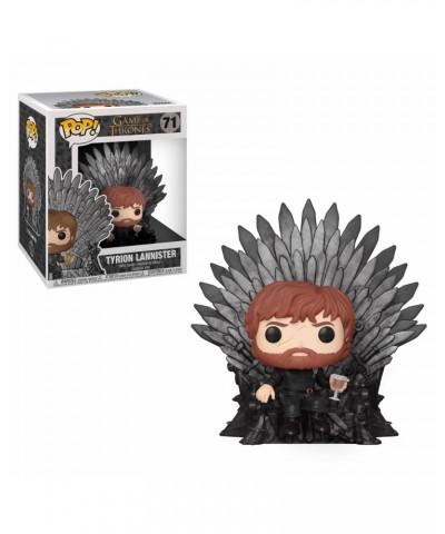 Tyrion sitting on Throne Game of Thrones Muñeco Funko Pop! Deluxe Vinyl [71]