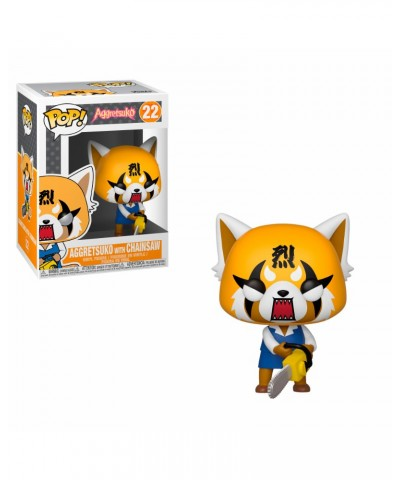 Aggretsuko with Chainsaw Muñeco Funko Pop! Vinyl [22]