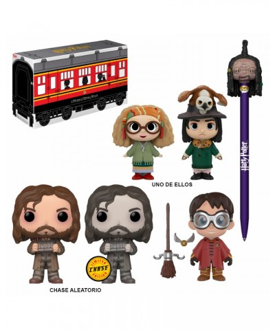 Harry Potter Kit Box Funko (Chase Aleatorio)