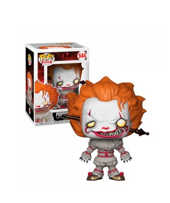 Pennywise with Wrought Iron It Muñeco Funko Pop! Vinyl [544]