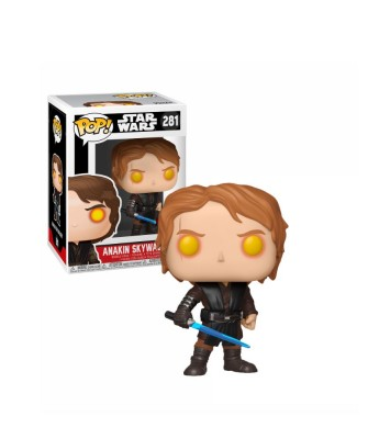 Anakin Skywalker Star Wars Muñeco Funko Pop! Bobble Vinyl [281]