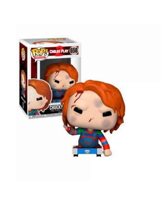 Chucky on Cart Child's Play Muñeco Funko Pop! Vinyl [658]