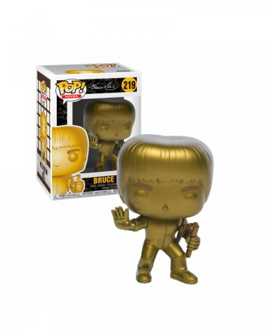 Bruce Lee (Gold) Game of Death Muñeco Funko Pop! Vinyl [219]