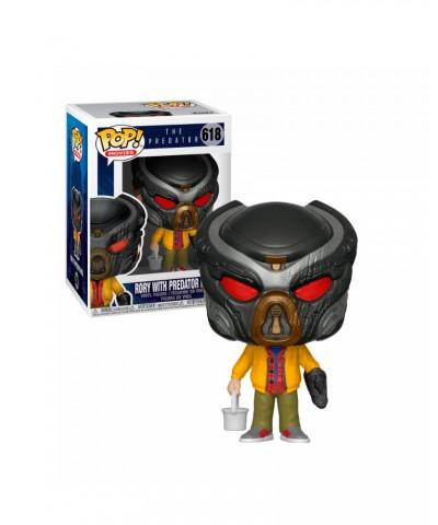 Funko Shop Limited Edition Rory with Predator Mask Predator Muñeco Funko Pop! Vinyl [618]