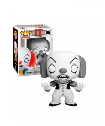 Special Edition Pennywise (Black & White) Pennywise IT Muñeco Funko Pop! Vinyl [55]