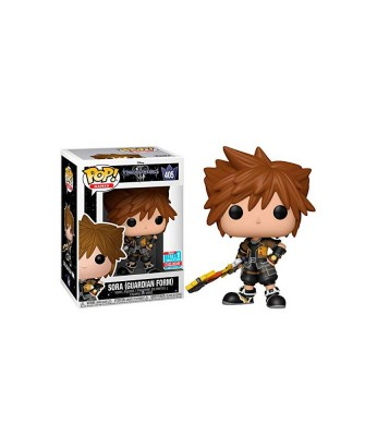 Fall Convention 2018 Sora (Guardian Form) Kingdom Hearts 3 Disney Muñeco Funko Pop! Vinyl [405]