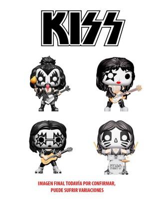 Pack Kiss Muñeco Funko Pop! Rocks Vinyl