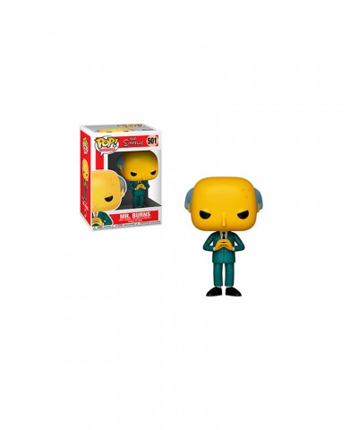Señor Burns Los Simpsons Muñeco Funko Pop! Vinyl [501]