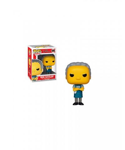 Moe Szyslak Los Simpsons Muñeco Funko Pop! Vinyl [500]