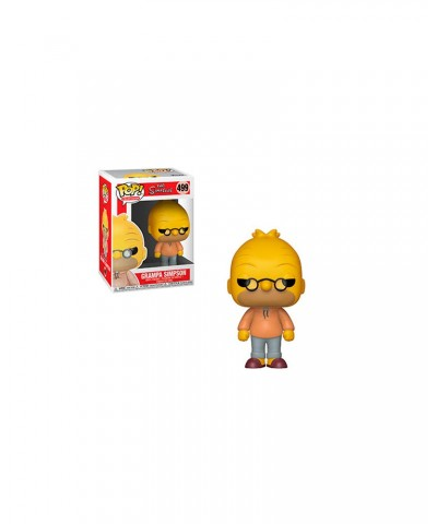 Abuelo Abe Los Simpsons Muñeco Funko Pop! Vinyl [499]