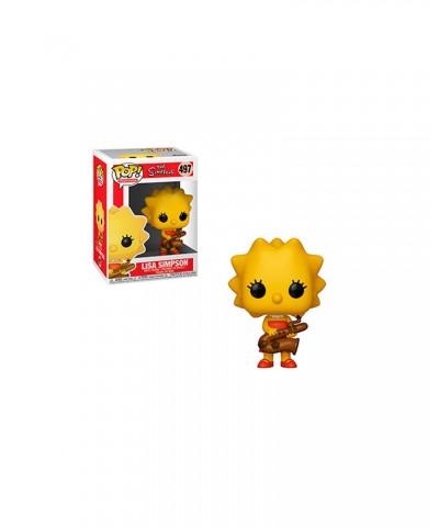 Lisa Los Simpsons Muñeco Funko Pop! Vinyl [497]