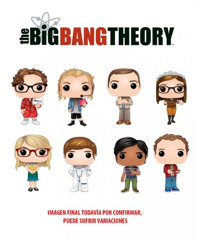 Pack Big Bang Theory Muñeco Funko Pop! Vinyl