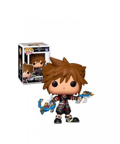 Sora Dual Blasters Kingdom Hearts 3 Disney Muñeco Funko Pop! Vinyl []