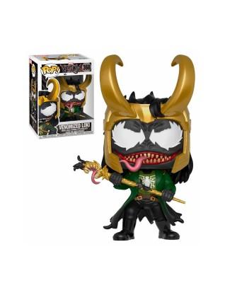 Loki Venomizado Marvel Muñeco Funko Pop! Bobble Vinyl []