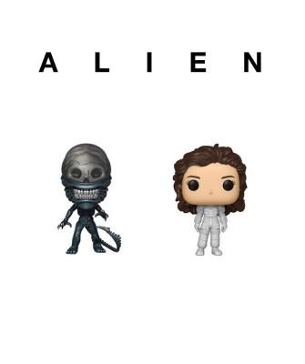 Pack Alien 40th Muñeco Funko Pop! Vinyl