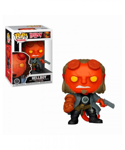 Hellboy Camiseta BPRD Hellboy Muñeco Funko Pop! Vinyl