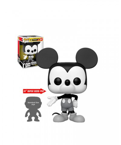 "Mickey Mouse 10"" Disney Muñeco Funko Pop! Vinyl [457]"