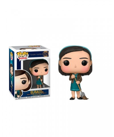Elisa with Broom Shape of Water Funko Pop! Vinyl
